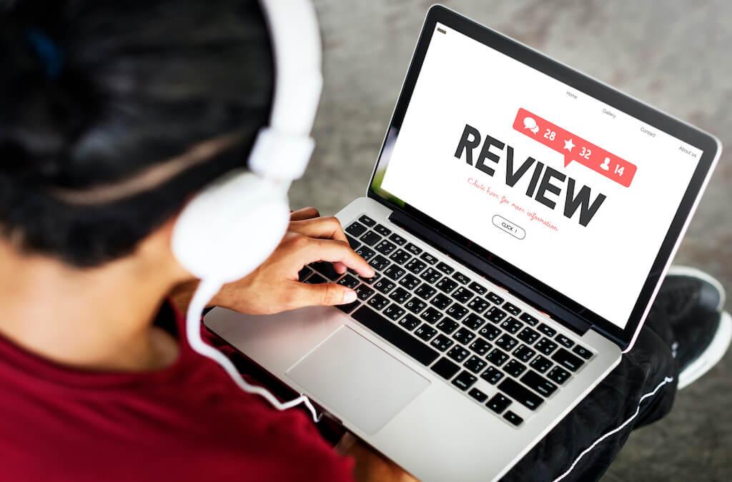 Online Kundenbewertungen