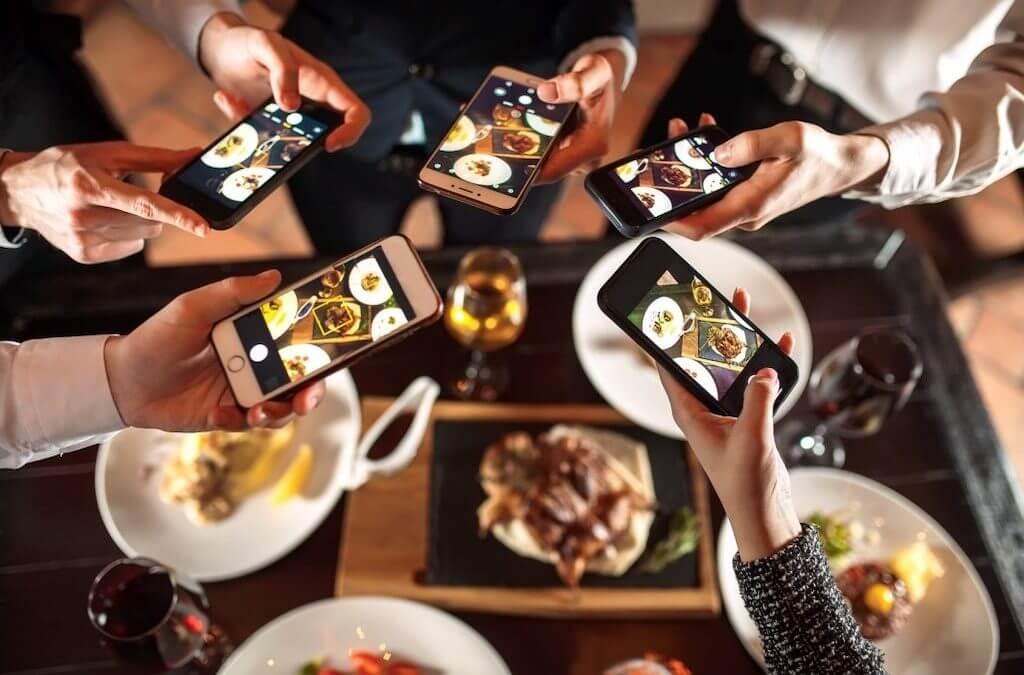 Social Media in der Gastronomie