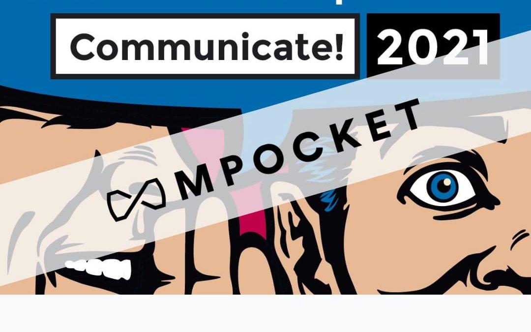 Warum mPocket auf der Communicate! ist?!