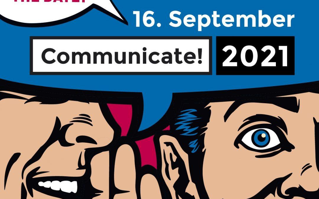 mPocket auf der Communicate! 2021 – Tickets gewinnen