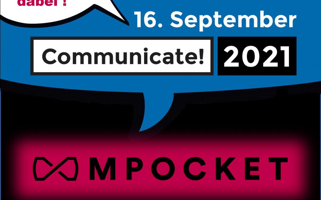 Communicate 2021- wir haben gelost